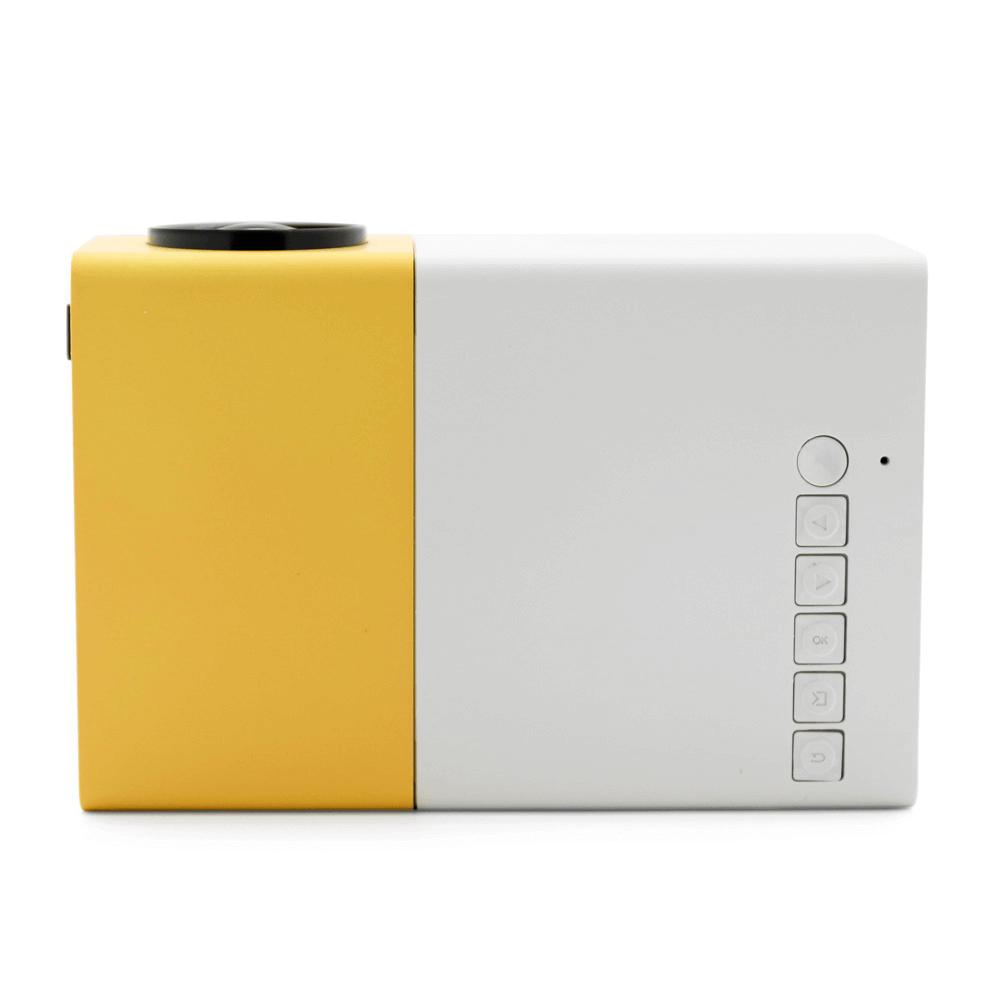 Мини проектор YG-300 - 2